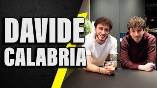 A CASA di DAVIDE CALABRIA