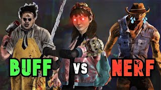 Juking the Buffed Leatherface and Nerfed Hillbilly - Dead by Daylight