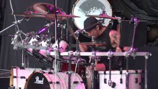 Bullet For My Valentine - Your Betrayal (Live: Uproar Festival 2011) HD