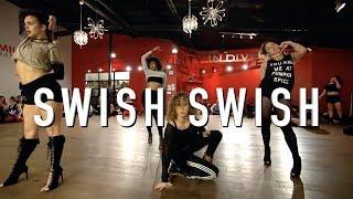 Katy Perry - Swish Swish | Brian Friedman & Yanis Marshall #Heels Choreography