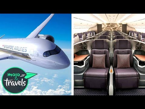 Top 10 Airlines in the World 2019 | MojoTravels