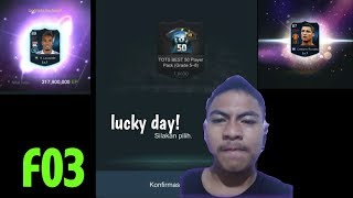 WELCOME CRISTIANO!!! LUCKY DAY!!! FIFA ONLINE 3 INDONESIA!!!