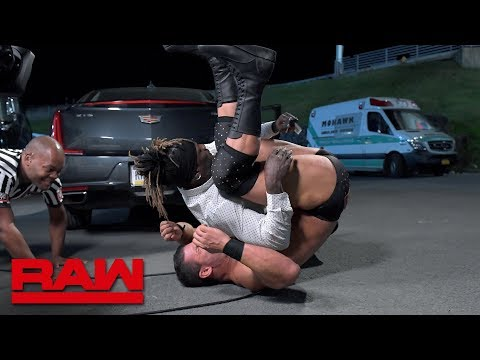 Robert Roode vs. R-Truth – 24/7 Championship Match: Raw, May 20, 2019