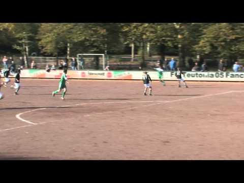 FC Teutonia 05 - SC Sperber (Landesliga Hammonia) - Spielszenen | ELBKICK.TV