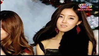 Invincible Youth (청춘불패) - Ep.10 : Christmas special! Meet G7 Santas~!