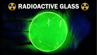 Making uranium glass