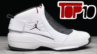 Top 10 Ugliest NBA Signature Basketball Shoes In History