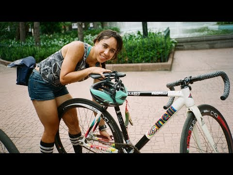 Riding Around w/ Ana Puga