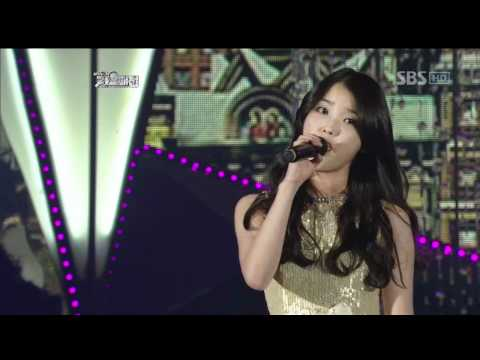 IU&Yoseop - If I have a lover @SBS MUSIC FESTIVAL 가요대전 20111229