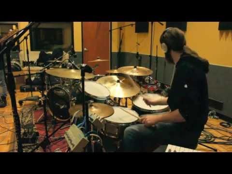 A Demo of me hitting some skins in the studio. (2014)