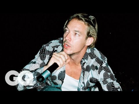 Diplo Shows Us What's In His Travel Bag While On Tour In Africa | GQ