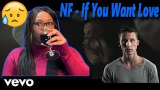 Mom reacts NF - If You Want Love | Reaction