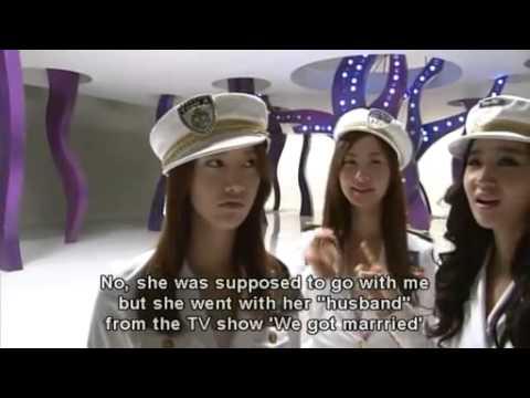 Yoona Yuri trolling Seohyun