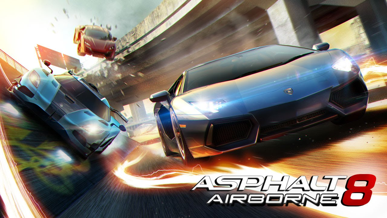 Spustit Asphalt 8: Airborne on PC 2