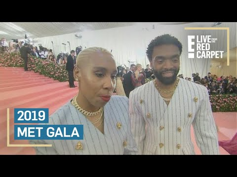Lena Waithe Pays Tribute to Black Drag Queens at 2019 Met Gala | E! Red Carpet & Award Shows