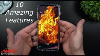10 AMAZING Features Found ONLY On Galaxy S10