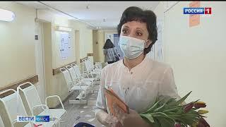 Активисты «Единой России» посетили городскую клиническую больницу имени Кабанова