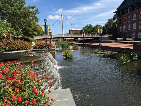 A Day in Frederick Maryland
