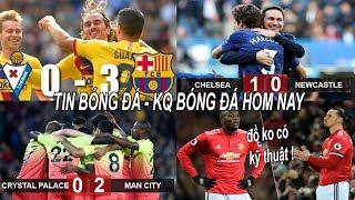 💥Tin bóng đá 20/10 KQ bóng đá Man City Bám đuổi Liver ,Chelsea chính thức vào top 4,Barca lên đỉnh