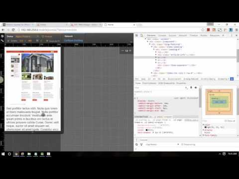 Mobile Joomla! Video Tutorials - Part III - Applying CSS tweaks on your mobile site
