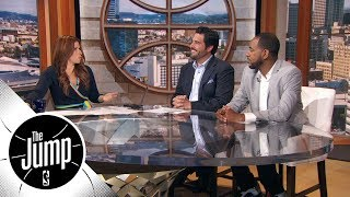 Amin Elhassan: Lakers' gamble to wait for Kawhi Leonard is working | The Jump | ESPN