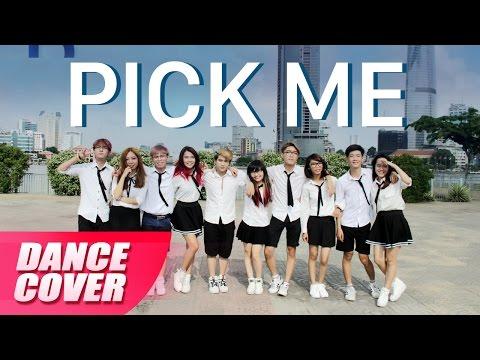 Produce101 프로듀스101 I.O.I  - PICK ME dance cover | Panoma 500 Anh Em Flashmob