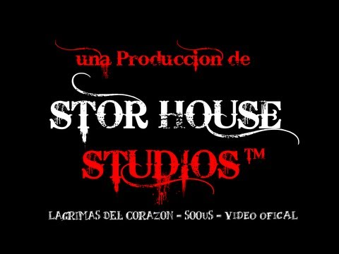 Lagrimas del corazon - soous [Video oficial]