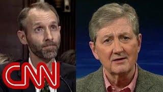 GOP senator stumps Trump's judge pick
