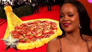 Rihanna's Dress Became A Meme | The Graham Norton Show