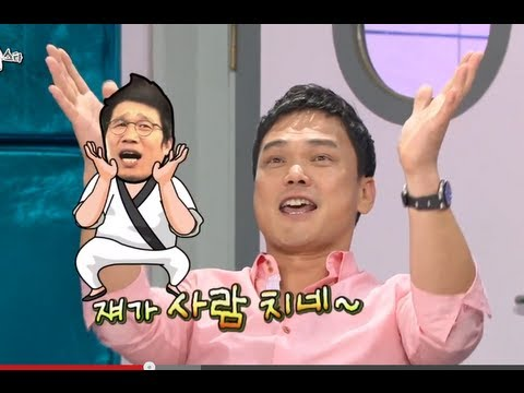 [HOT] 라디오스타 - 홍기훈, 김국진에 반말한 일반인 폭행사건 해명