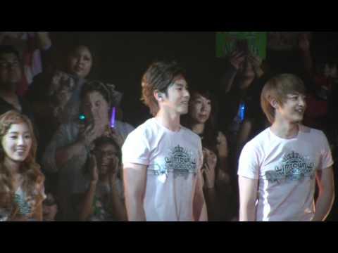 [FANCAM] 120520 SMT LA Ending TVXQ Yunho 2