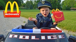 McDonalds Drive Thru Parody WHO ATE MY LUNCH Part 2 Entertaining Kids YouTube Video