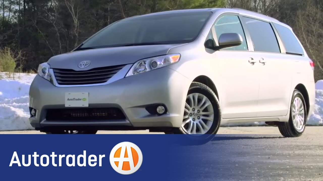 2013 toyota sienna van new car review youtube. Black Bedroom Furniture Sets. Home Design Ideas