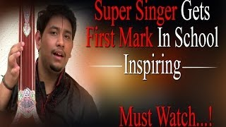 Super Singer Gets First Mark In School - Inspiring -Must watch - Shravan.R.P-PSBB Nungambakkam