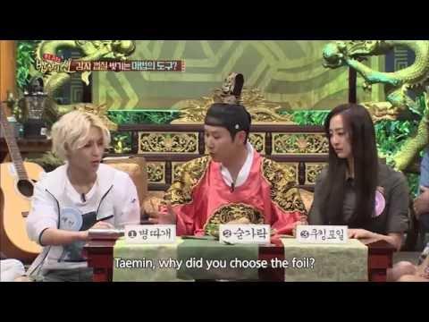[ENG SUB] 140921 Intelligent Taemin