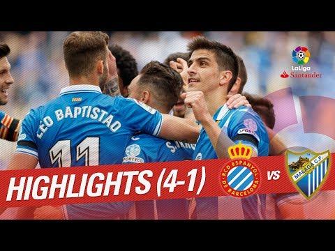 Espanyol vs Málaga