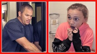 KAYLA GETS REVENGE BY PRANKING DAD IN A HOTEL   We Are The Davises
