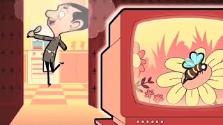 ᴴᴰ Mr Bean Funny Cartoon Collection! ☺ New Full Episodes 2016 ☺ PART 1