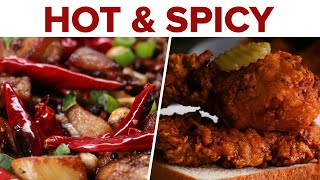 6 Hot & Spicy Recipes