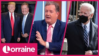Piers Morgan Reveals Hopes for the Outcome of Donald Trump's Impeachment Trial | Lorraine