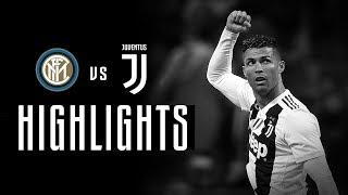 HIGHLIGHTS: Inter Milan vs Juventus - 1-1 - Ronaldo's 600th career club goal earns draw