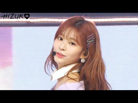 아이즈원(IZ*ONE) - 하늘 위로(Up) 교차편집(stage mix)