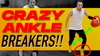 MUST Have NBA Ankle Breaking Moves | Basketball Ankle Breakers