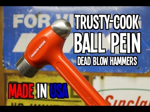Baixar Trusty-Cook Dead Blow Hammers - Ball Pein - MADE IN USA