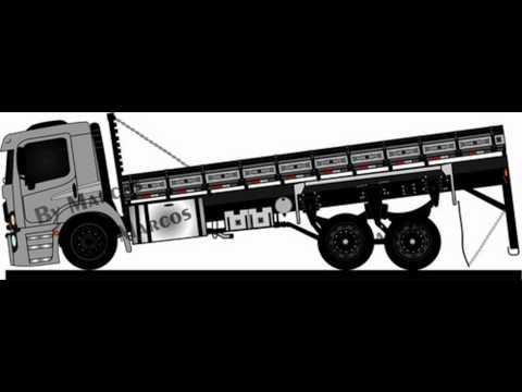 desenhos tops de caminhão videomoviles com