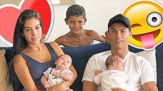 A Day in the Life of Cristiano Ronaldo ● 2018 HD