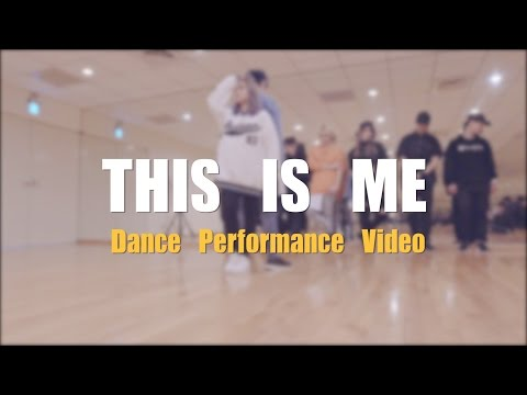 這群人 TGOP │【三個人 Three People】這是我 THIS IS ME (官方舞蹈版) Dance Performance Video