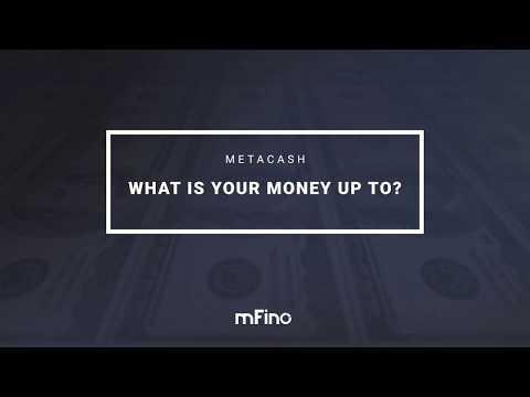 mFino Metacash | Tie a purpose to every Dollar