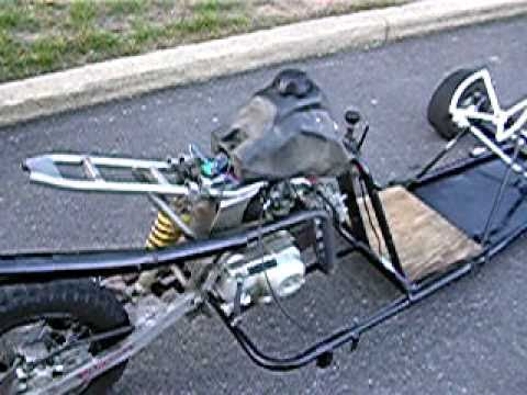 Home Made Three Wheel T Rex Car T Rex Three Wheeled