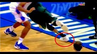 NBA Game Winners That Should've Been Called Off